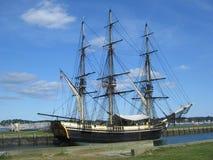 Fragata de Nueva Inglaterra fotos de archivo