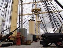Fragata Jylland - 4 Foto de archivo libre de regalías