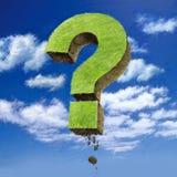 Frage Lizenzfreies Stockbild