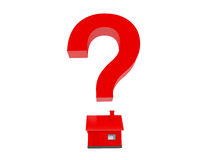 Frage Mark Concept Graphic Lizenzfreie Stockfotos