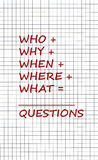Fragen lizenzfreies stockbild