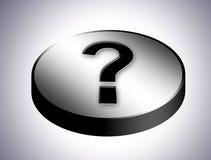 Fragensymbol lizenzfreie abbildung