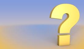 Fragezeichen Konzept Lizenzfreie Stockfotos