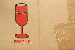 Fragile Photographie stock libre de droits