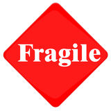 Fragile Fotografia Stock