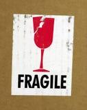 Fragile photos libres de droits
