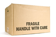 Fragile Royalty Free Stock Photography