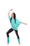 Fragile dancer Stock Images