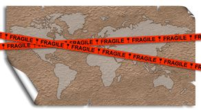 Fragile Earth Stock Photos