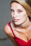 Fragile Face Stock Photography
