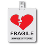 Fragile, handle with care Royalty Free Stock Images