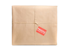Fragile Package Royalty Free Stock Image
