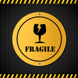 Fragile signal Royalty Free Stock Image