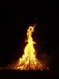 fragmence пожара Стоковое фото RF