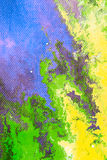 Fragment of abstract artwork Stock Image