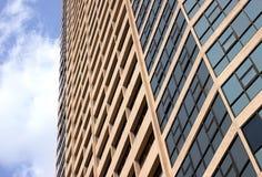 Fragment abstrait de l'architecture urbaine Images libres de droits