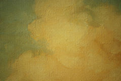 Fragment of an ancient picture, painting Stock Images