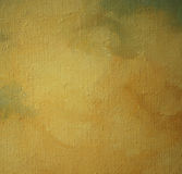 Fragment of an ancient picture, painting Royalty Free Stock Photo