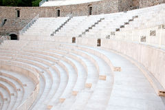 The fragment of ancient theatre Stock Photography