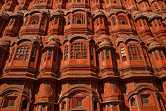 Fragment of the architectural decision Royalty Free Stock Image
