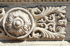 Fragment of Art Nouveau Royalty Free Stock Images