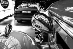 Fragment av Buick för i naturlig storlek bil en special serie 40 Arkivbilder