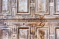 Fragment av den antika väggen Royaltyfri Foto