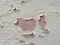 Fragment av gammal väggbeläggning royaltyfri bild