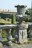 Fragment of Balustrade Royalty Free Stock Image