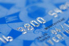 Fragment Of Bank Card Stock Images