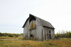 Fragment of barn Royalty Free Stock Photos