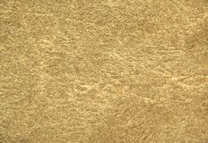 Fragment of beige wool carpet, full frame. Close up stock photography