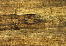 Fragment of blank Egyptian papyrus. For textured background Royalty Free Stock Photos