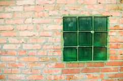 Fragment of brick wall Stock Images