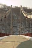 Fragment of bridge Royalty Free Stock Images