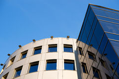 Fragment of the building Stock Photography