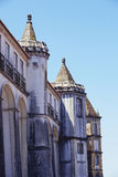 Fragment of building in Coimbra city Stock Photography