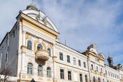 Fragment of Chernoyarovsky Passage - Profitable House of Merchant Chernoyarov in Kazan, Russia Stock Photography