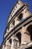Fragment of the colosseum-II-Rome. This fragment of the colosseum Stock Image