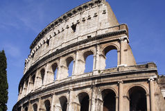 Fragment of the colosseum-III-Rome. This fragment of the colosseum Stock Photos