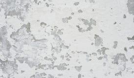 Fragment détaillé élevé de vieux mur peint, patte abstrait photo stock