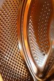 Fragment d'un tambour le m de lavage photographie stock