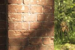 Fragment de brique. Photos libres de droits