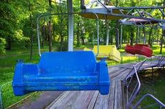 Fragment de carrousel Photo libre de droits