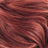 Fragment de cheveux comme composition en fond Photographie stock