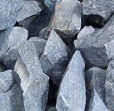 Fragment de granit Image libre de droits