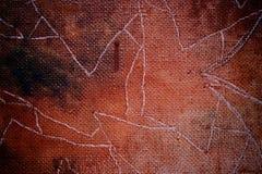 Fragment de la photo pour le fond artistique abstrait À Image stock