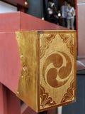 Fragment de temple Photos stock