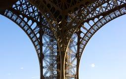 Fragment de Tour Eiffel Image libre de droits