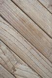 Fragment der Eichenwand mit diagonaler Platzierung, ausführliche Struktur des Holzes, Hintergrund Lizenzfreie Stockbilder